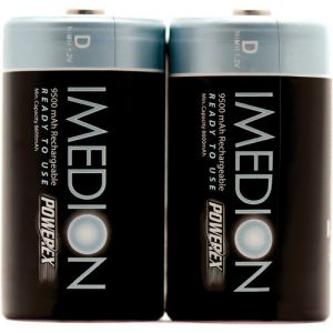 Powerex MHRDI2 IMEDION D NiMH Batteries - 2-Pack