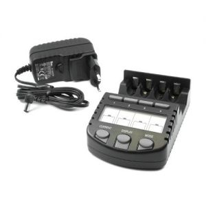Techno Line BC 700 Intelligent charger for 4 batteries AA/AAA