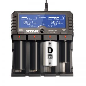 Xtar VP4 Plus Dragon