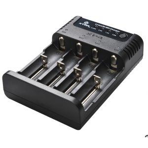 Cargador de baterías de Litio / Ni-MH Xtar XP4