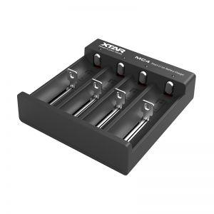Cargador de baterías de Litio Xtar MC4