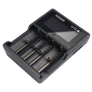 Cargador Xtar VC4 para baterías Li-ion / Ni-MH
