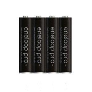 4 x Batterie AAA Panasonic Eneloop Pro BK-4HCDE 930mAh